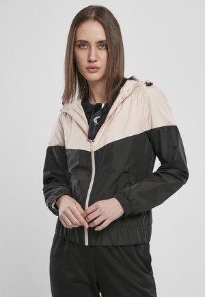 Arrow  - Lehká bunda - lightpink/black