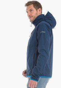 Schöffel - TORONT - Waterproof jacket - 8180 - blau - 2