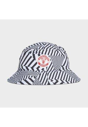 MANCHESTER UNITED BUCKET HAT - Hatte - white