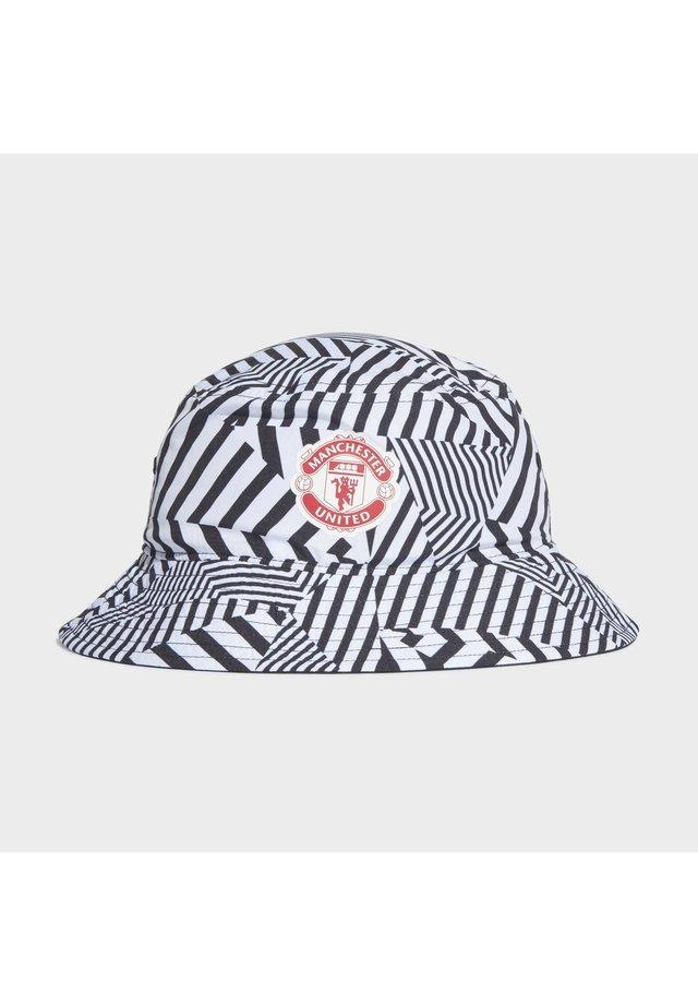 MANCHESTER UNITED BUCKET HAT - Cappello - white