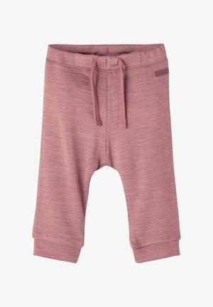 Pantaloni sportivi - nostalgia rose