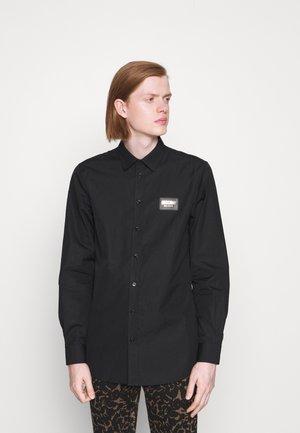 BLOUSE - Shirt - black