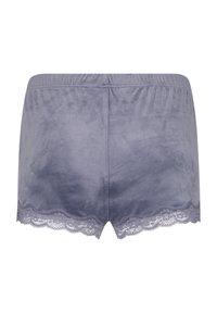Hunkemöller - Bas de pyjama - folkstone grey - 4
