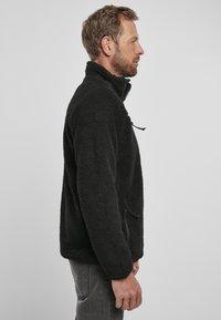 Brandit - Fleece jumper - black - 4