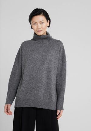 THE RELAXED - Sweter - grey