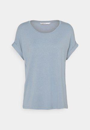 ONLMOSTER ONECK - T-shirts - faded denim