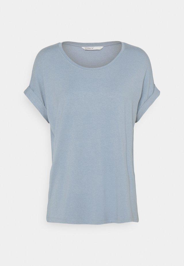 ONLMOSTER ONECK - T-shirt basic - faded denim