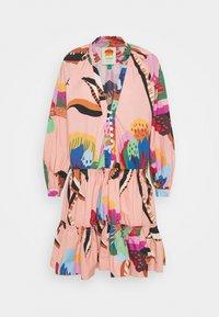 Farm Rio - LUCY FLORAL DRESS - Day dress - multi - 4