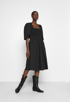 CHRISTIN DRESS - Day dress - black