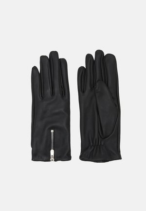 AZIPPA GLOVES - Gants - black