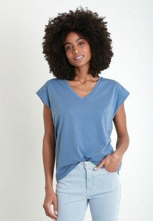 Basic T-shirt - bleu nuit