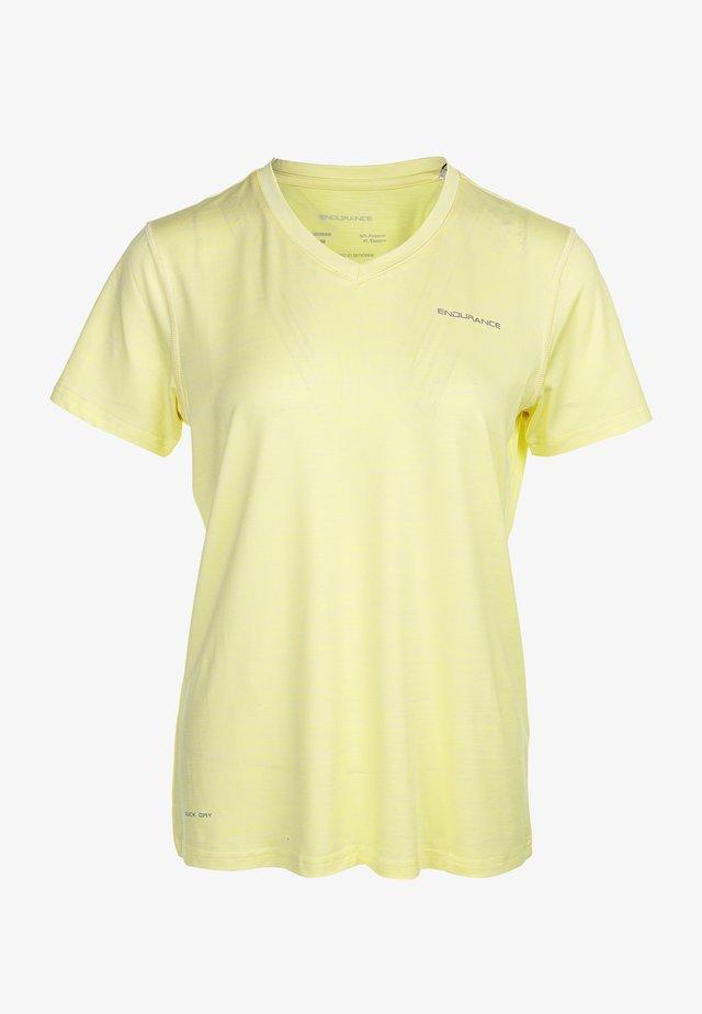 MAJE - Sports shirt - luminary green