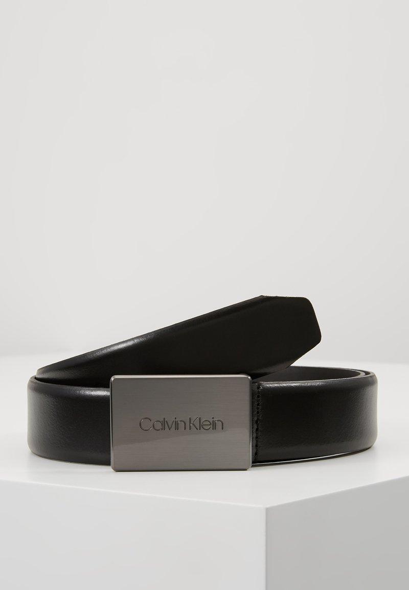 Calvin Klein - BELT - Belt - black