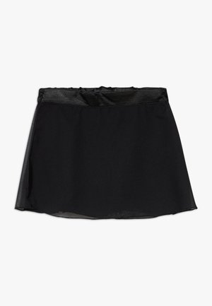 GIRLS BALLET SKIRT - Sports skirt - black