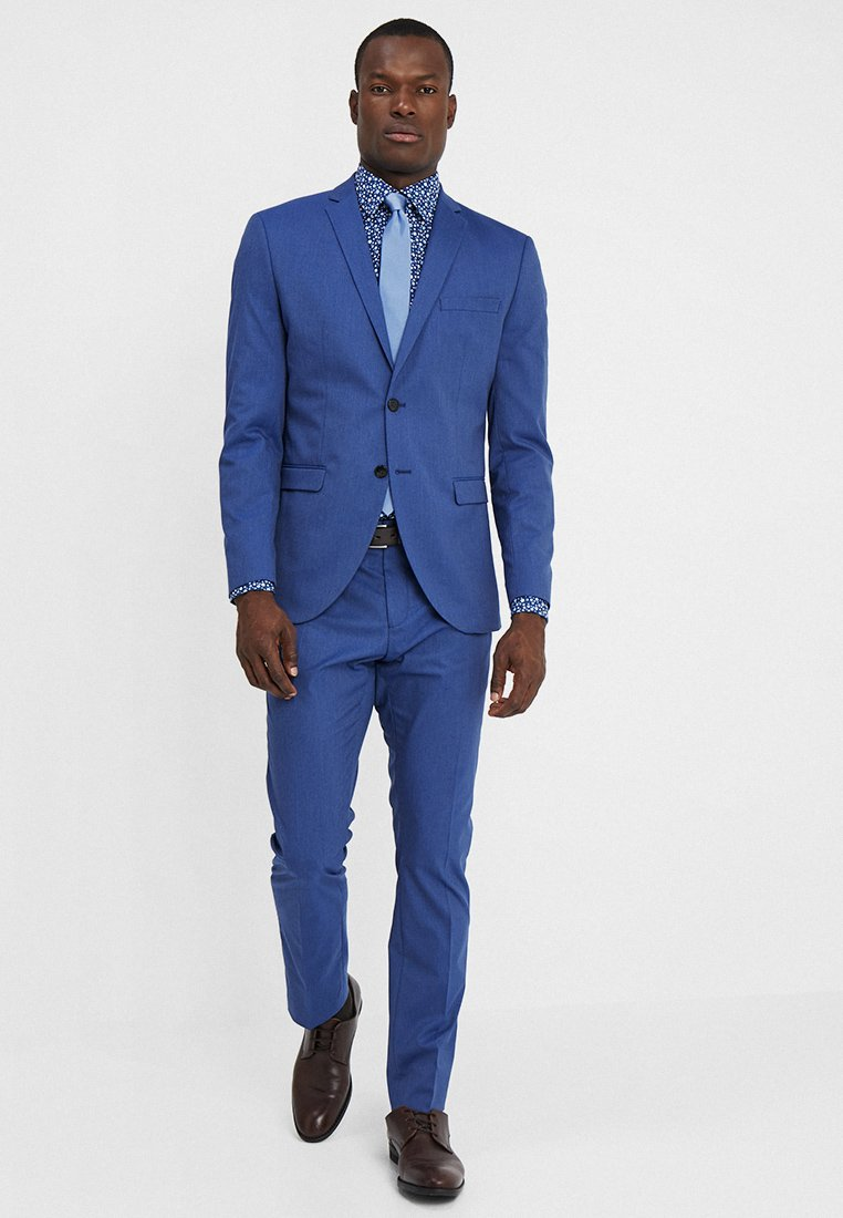 Selected Homme - SLHSLIM MYLOLOGAN SUIT - Oblek - insignia blue