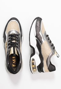 KARL LAGERFELD - LAZARE - Trainers - gold/silver - 3