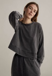 OYSHO - Sweatshirt - dark grey - 0