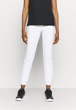 SOLE - Pantalon de survêtement - white
