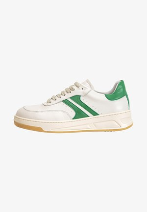 Sneakers laag - off white-green ofg