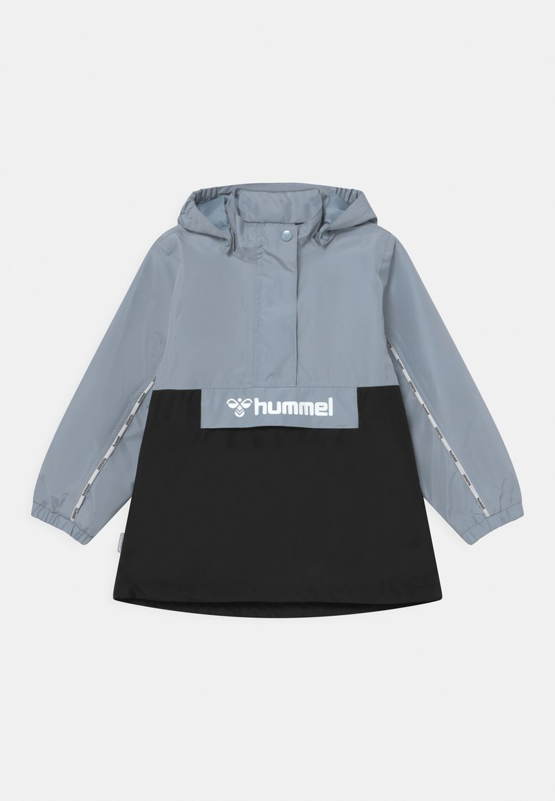 Hummel - TIMU UNISEX - Větrovka - light blue