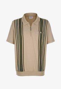 Roger Kent - Polo shirt - sand/oliv - 0