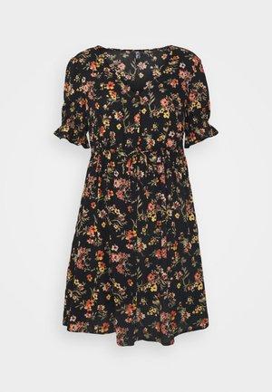 PCCARLA DRESS - Kjole - black
