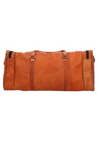 Gusti Leder - Weekend bag - brown - 4