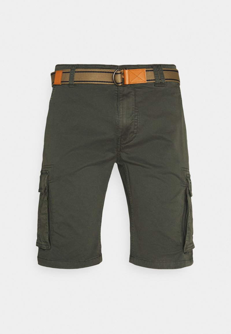 Blend - Shorts - forest night