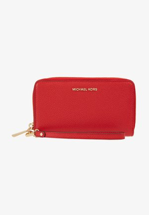 FLAT CASE - Monedero - bright red