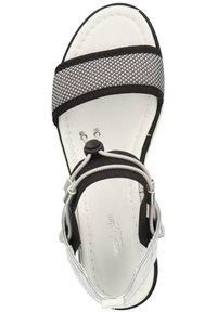 NeroGiardini - Platform sandals - grigio - 3