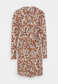 PIECES Tall - PCFRIDINEN DRESS - Shirt dress - mocha bisque - 4
