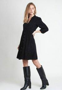 Maison 123 - Day dress - noir - 1