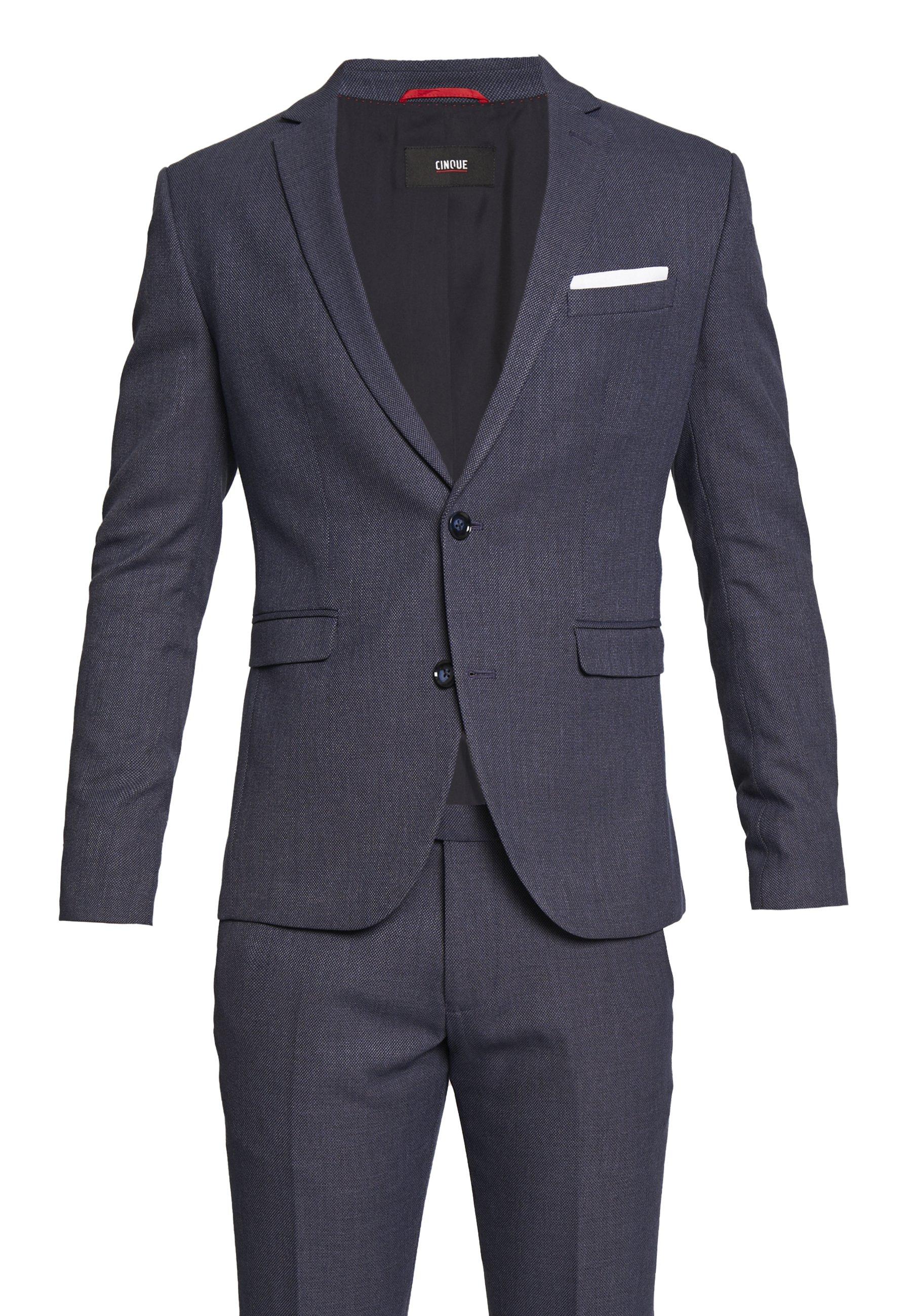 Cinque CIPULETTI SUIT - Costume - dark blue