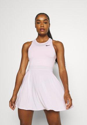 DRESS - Sports dress - regal pink/black
