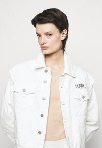 MM6 Maison Margiela - 3 PACK - Camiseta estampada - white/beige - 4