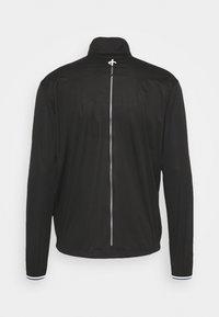 Cross Sportswear - WIND JACKET - Veste coupe-vent - black - 1