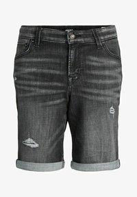 Jack & Jones Junior - Denim shorts - blue denim - 0