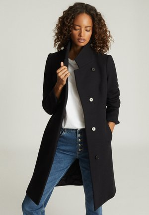 MARCIE - Classic coat - navy blue