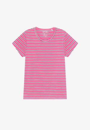 BOXY TEENAGER - Triko spotiskem - pink