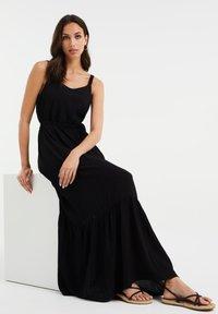 WE Fashion - Maxi dress - black - 3