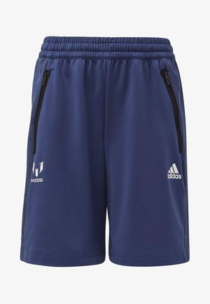 MESSI SHORTS - Sports shorts - blue/white