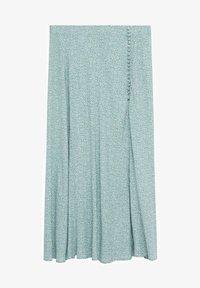 Violeta by Mango - A-line skirt - wassergrün - 5
