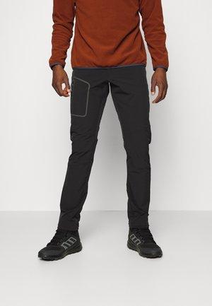 LIGHT SCALE PANT - Outdoorové kalhoty - black