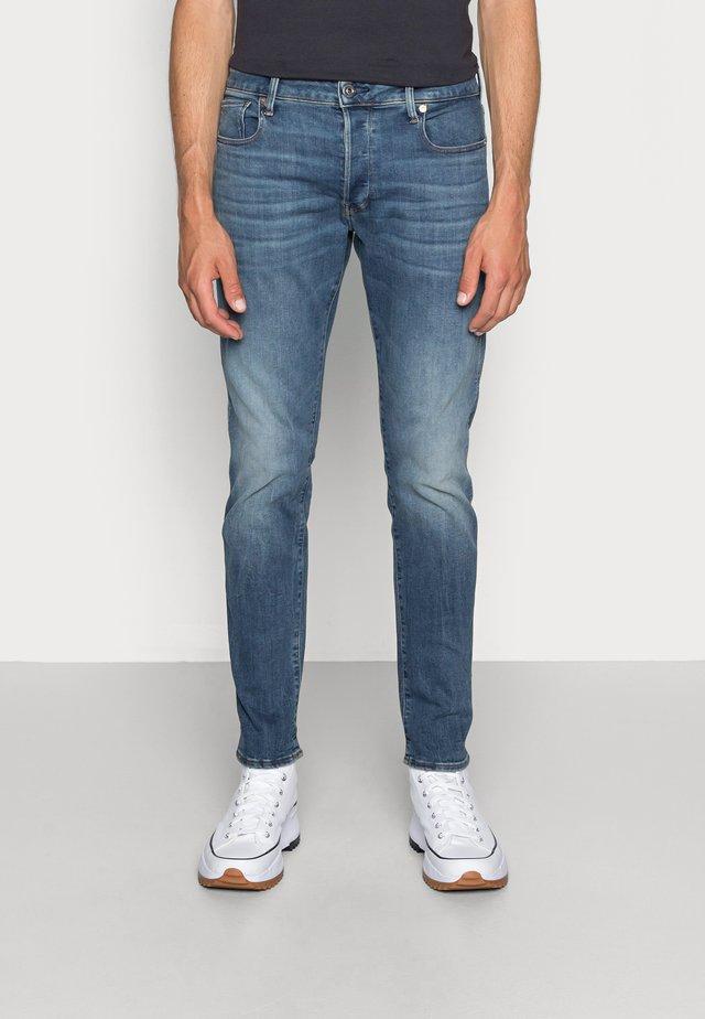 3301 SLIM - Jean slim - elto superstretch/vintage medium aged