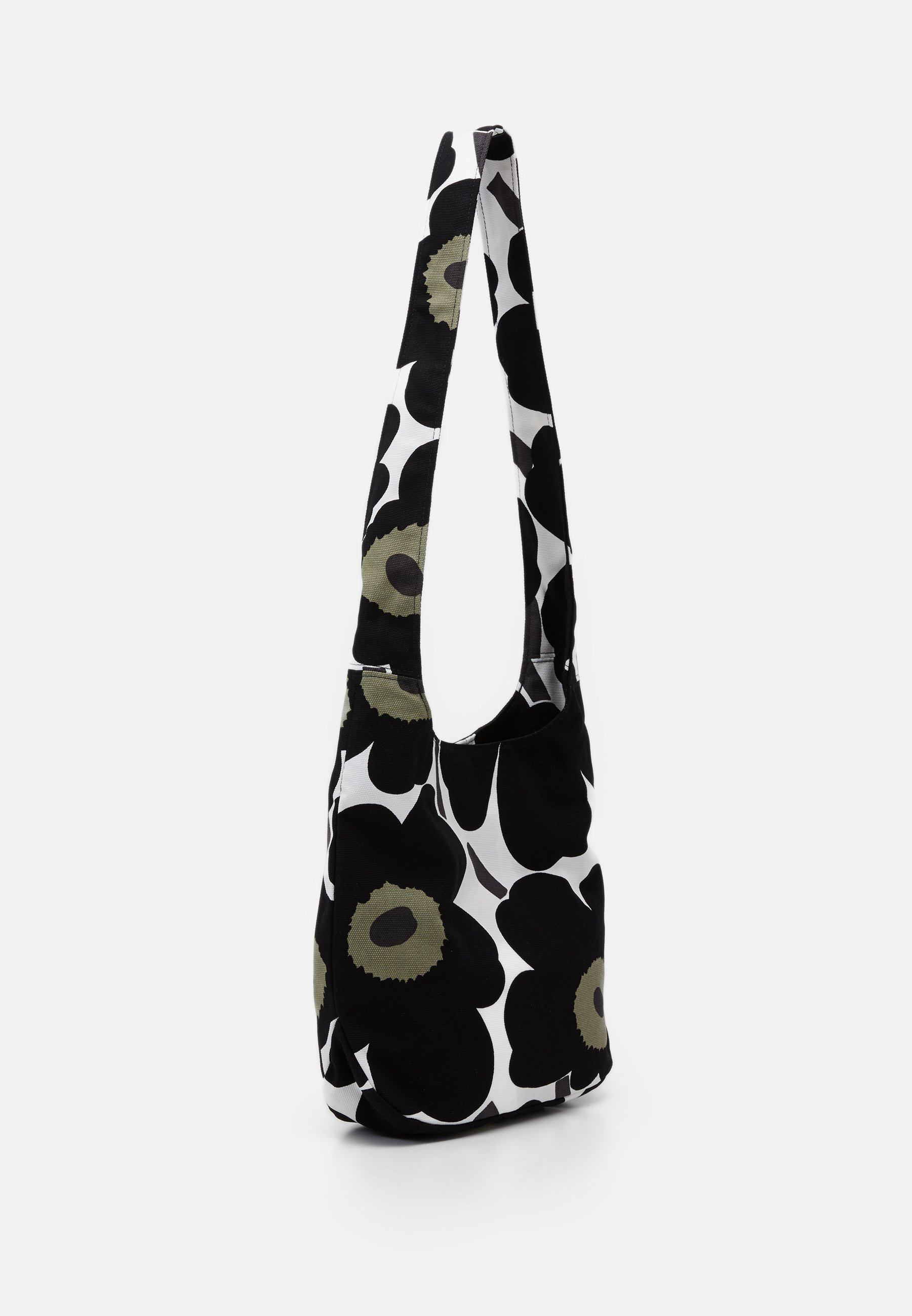 Marimekko CLOVER BAG Skulderveske whiteblack Zalando.no