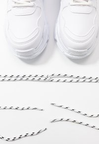 Nly by Nelly - PERFECT CHUNKY  - Trainers - white - 7