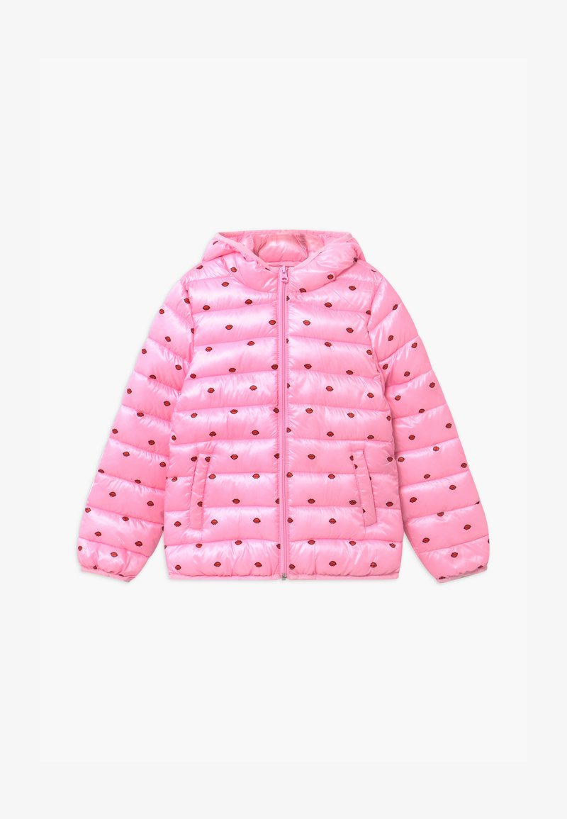 Benetton - Vinterjakker - light pink