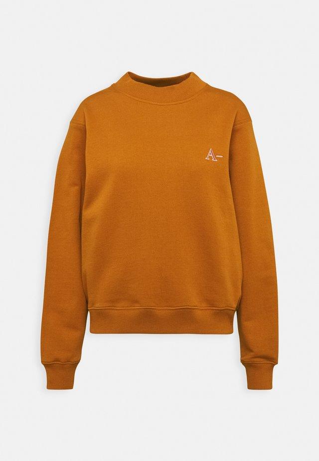 Sweatshirt - almond