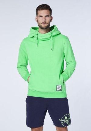 Hoodie - irish green