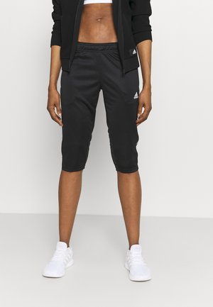 TIRO 21 - 3/4 sports trousers - black